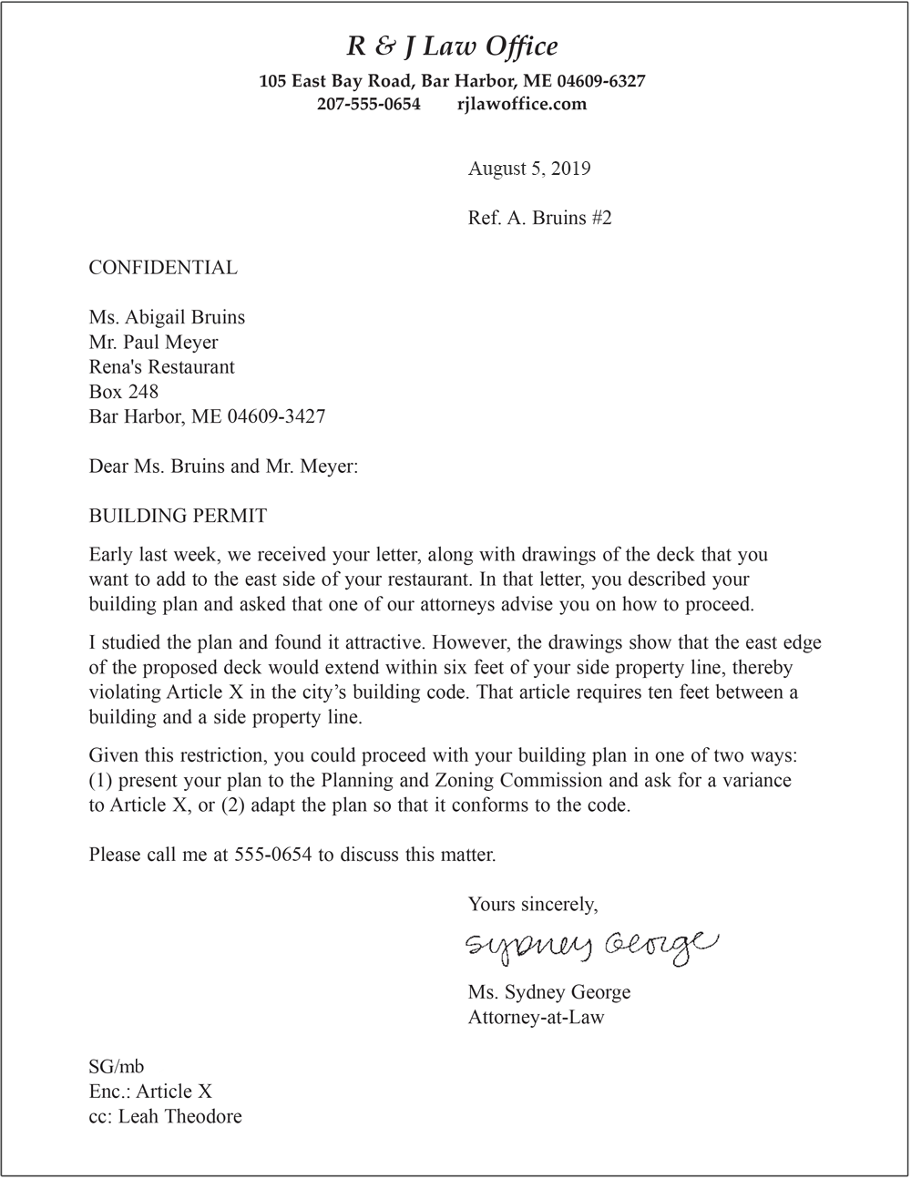 Example Of Memo Letter from writeforbusiness.com