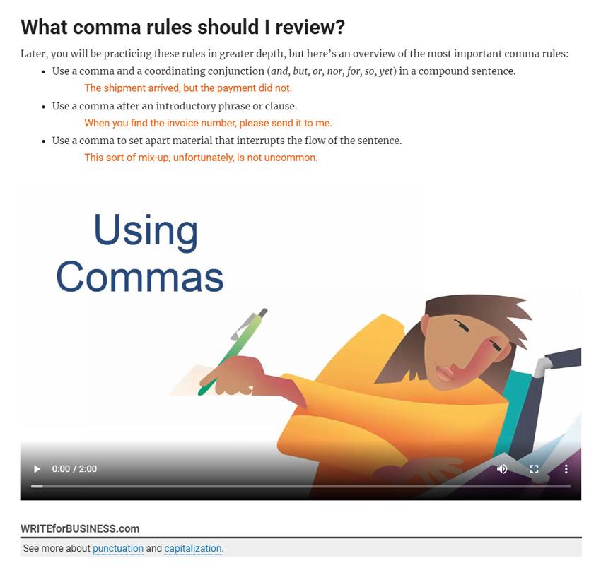 Grammar for Professionals
