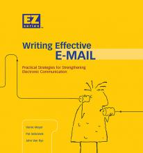 Writing Effective E-Mail
